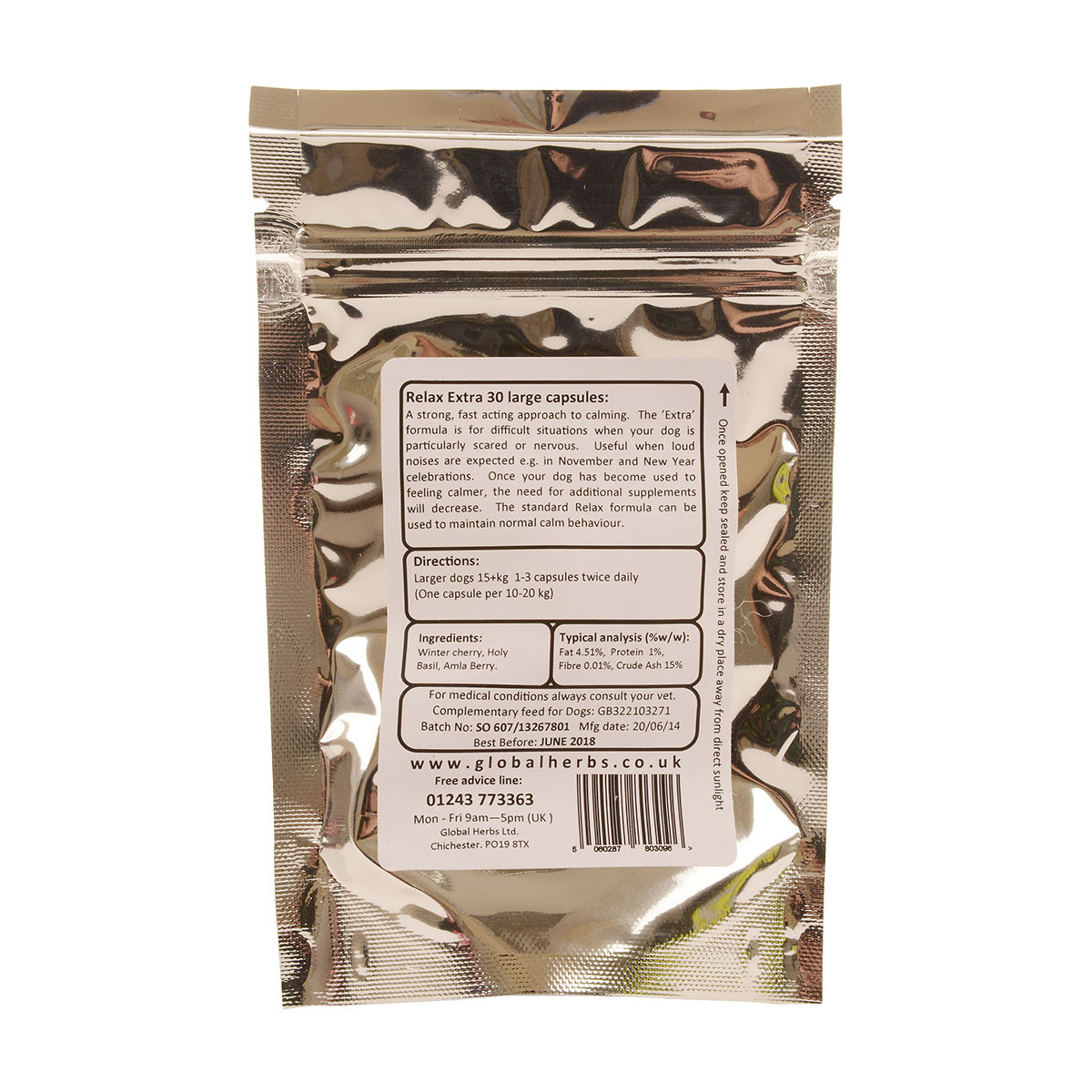 Calming Herbs For Dogs Uk